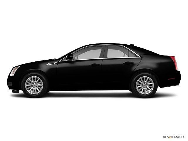 2013 Cadillac CTS 4d Sedan AWD Luxury