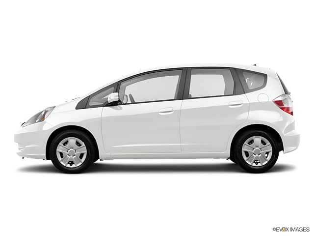 2013 Honda Fit 5DR HB MT Hatchback