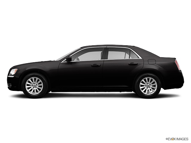 2013 Chrysler 300 4d Sedan