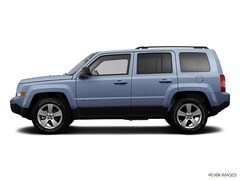 2013 Jeep Patriot Latitude Sport Utility