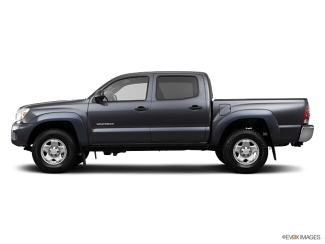 Used 2013 Toyota Tacoma Base Crew Cab Short Bed Truck in Beaverton