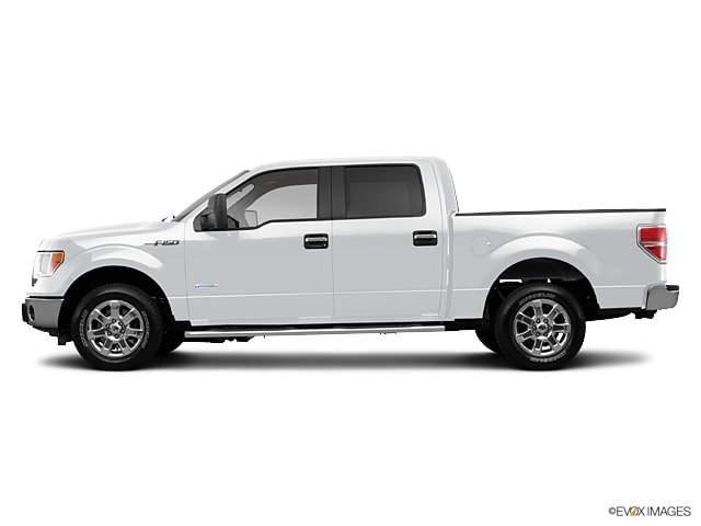 2013 Ford F-150 FX4 4WD Supercrew 145 Truck SuperCrew Cab