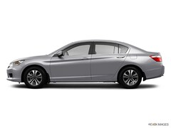 Used 2013 Honda Accord LX Sedan in Wichita Falls, TX