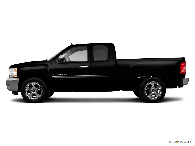 2013 Chevrolet Silverado 1500 LT 2WD Ext Cab 143.5 Truck Extended Cab