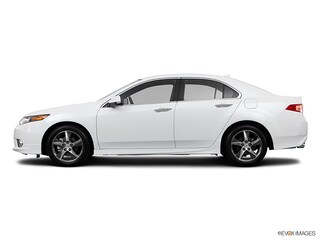 2013 Acura TSX Special Edition 5-Speed Automatic Sedan