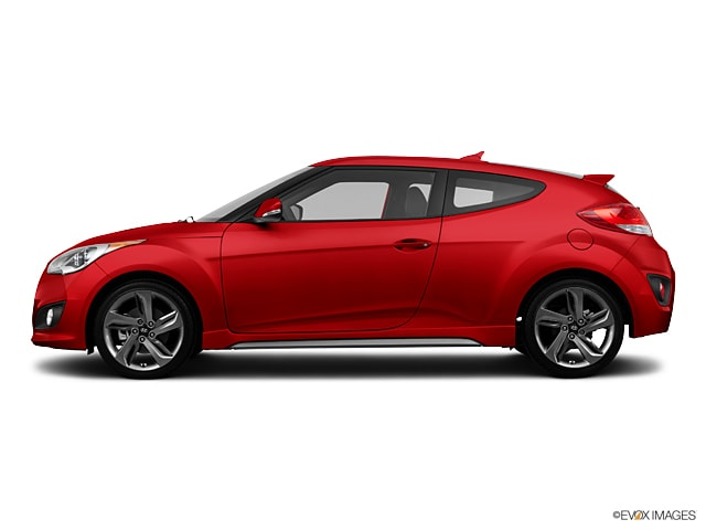 2013 Hyundai Veloster Turbo w/Black Hatchback For Sale in Swanzey NH