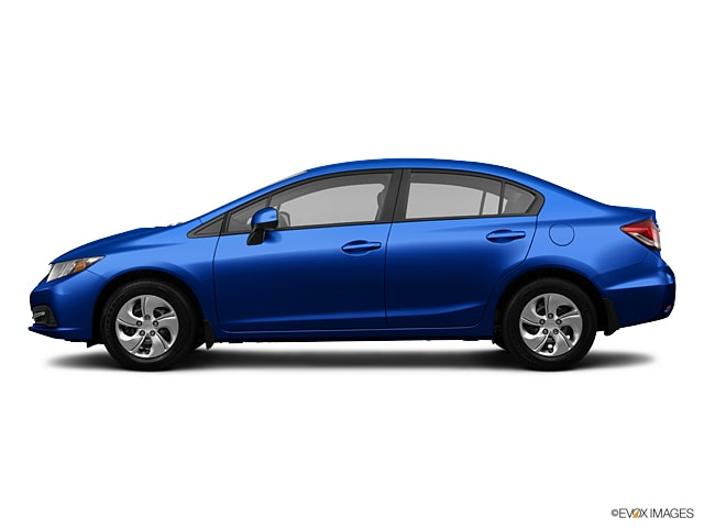 Certified 2013 Honda Civic LX in Long Beach