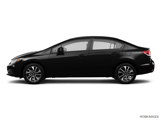 Certified Pre-Owned 2013 Honda Civic 1.8 EX Sedan for sale in the Boston MA area