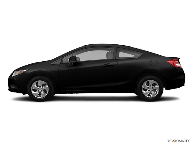 2013 Honda Civic 2dr Auto LX Coupe