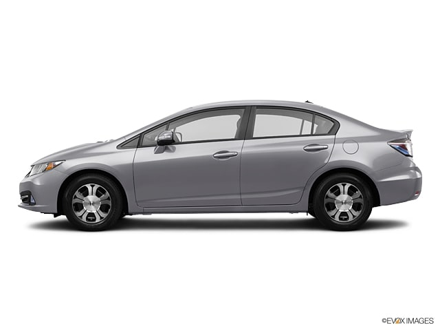 Used 2013 Honda Civic Hybrid Base Sedan near Los Angeles