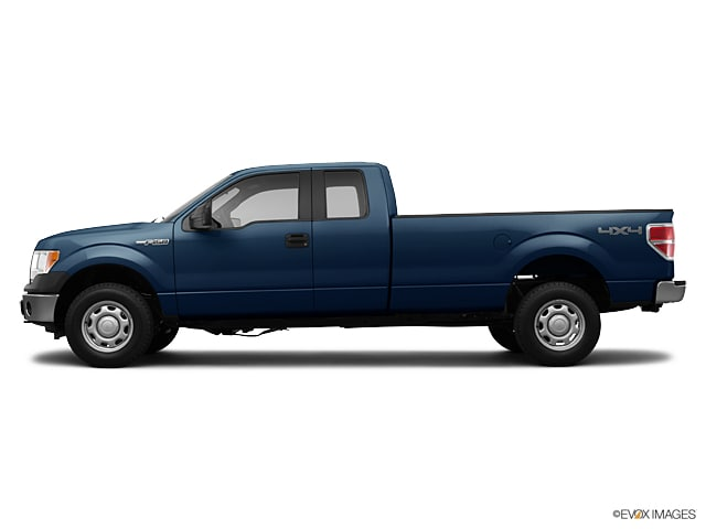 2013 Ford F-150 4WD Supercab 145 STX truck