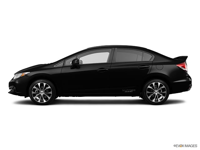 Honda Civic Si 2013 Black