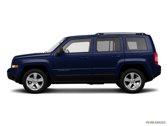 Used 2014 Jeep Patriot Limited 4x4 SUV Maite, Guam