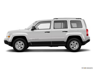 2014 Jeep Patriot Sport FWD