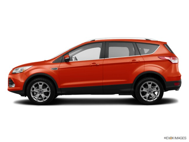 Used 2014 Ford Escape Titanium SUV in St. Louis County