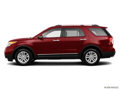 2014 Ford Explorer Station Wagon