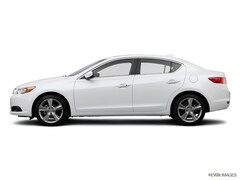 2014 Acura ILX 5-Speed Automatic with Technology Package Sedan