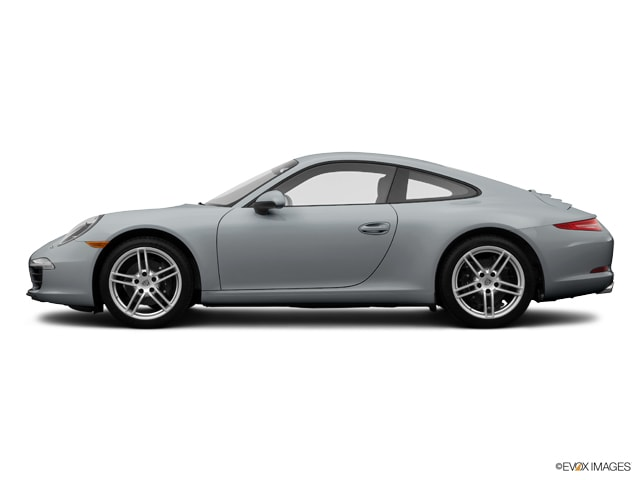 Certified Used 2014 Porsche 911 Carrera Coupe in Los Angeles