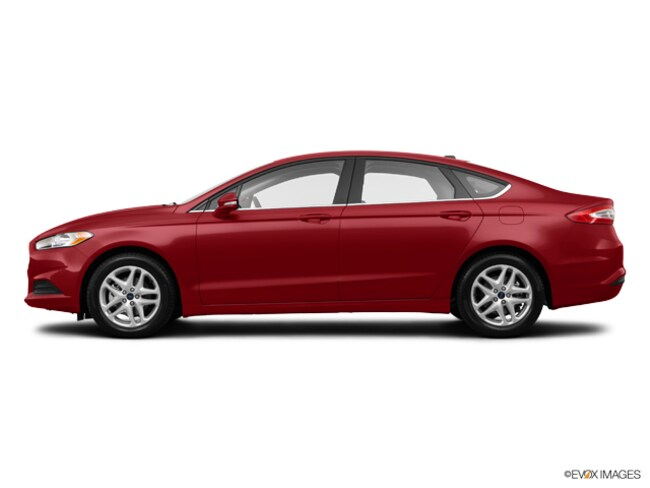 Used 2014 Ford Fusion SE Sedan for sale near Greenville, SC