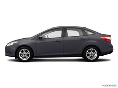 Used 2014 Ford Focus SE Sedan 1FADP3F23EL395665 near Jackson Township