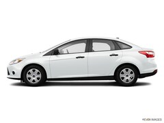 Used 2014 Ford Focus S Sedan 1FADP3E26EL386671 near Jackson Township