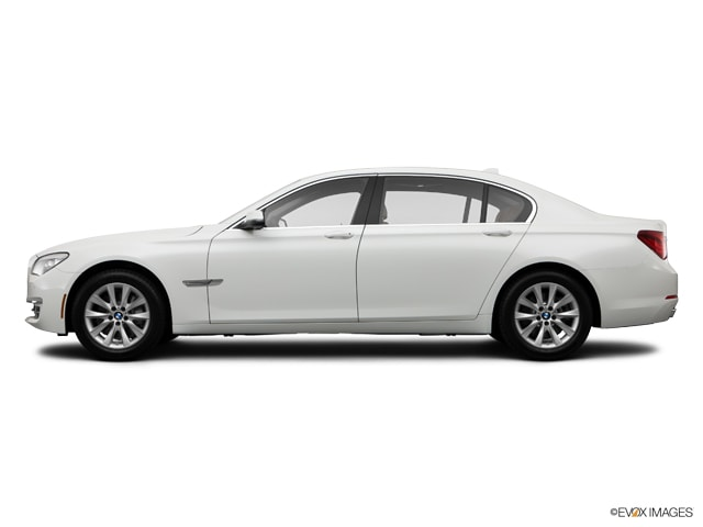 Certified Used 2014 BMW 7 SERIES 750LI in Glendale