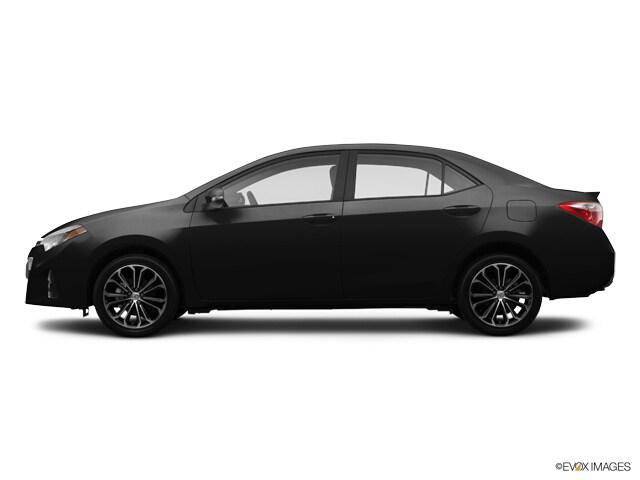 2014 Toyota Corolla s Plus Silver New 2014 Toyota Corolla s Plus