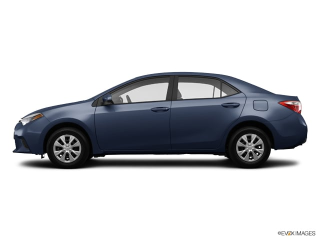 2014 Toyota Corolla LE Plus Sedan