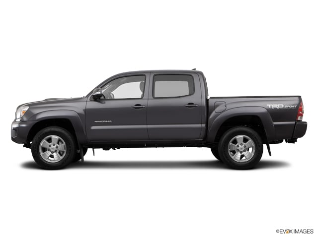 2014 Toyota Tacoma Prerunner 2WD Double Cab V6 AT  Natl Truck Double Cab
