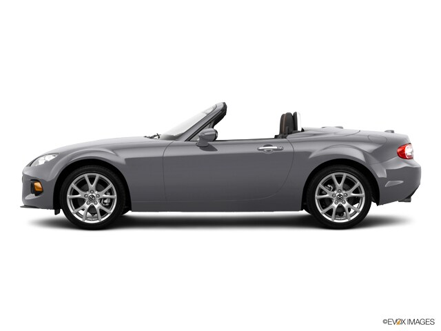 2014 Mazda Mazda MX-5 Miata Grand Touring Convertible