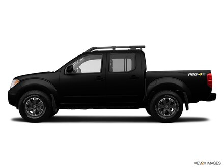 2014 Nissan Frontier PRO-4X 4x4 PRO-4X  Crew Cab 5 ft. SB Pickup 5A