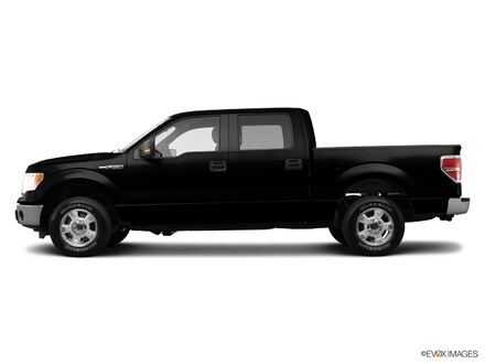 2014 Ford F-150 Crew Cab Short Bed Truck