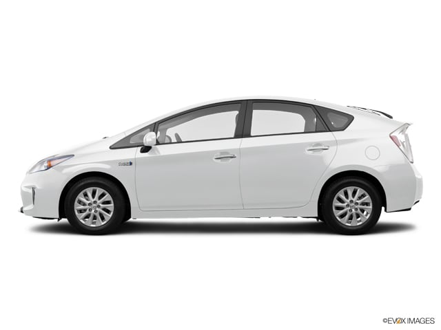 2014 Toyota Prius Plug-in Advance Hatchback