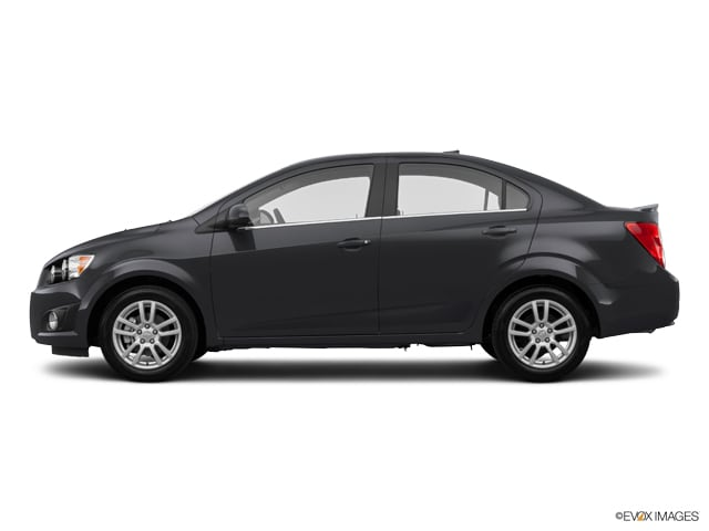 2014 Chevrolet Sonic 4d Sedan LT AT