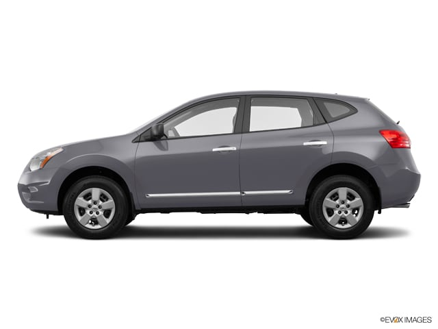 Used 2014 Nissan Rogue Select SUV Minneapolis