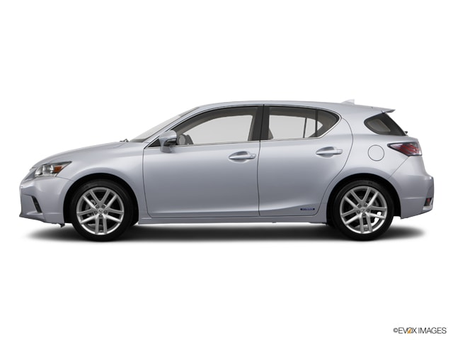 Used 2014 Lexus CT 200h LTHR NAV PREM PACK Hatchback Minneapolis