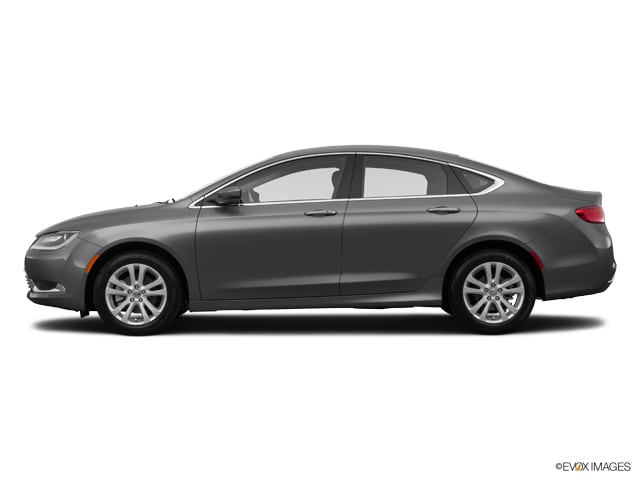 Used 2015 Chrysler 200 Limited Sedan For Sale Morehead City, NC