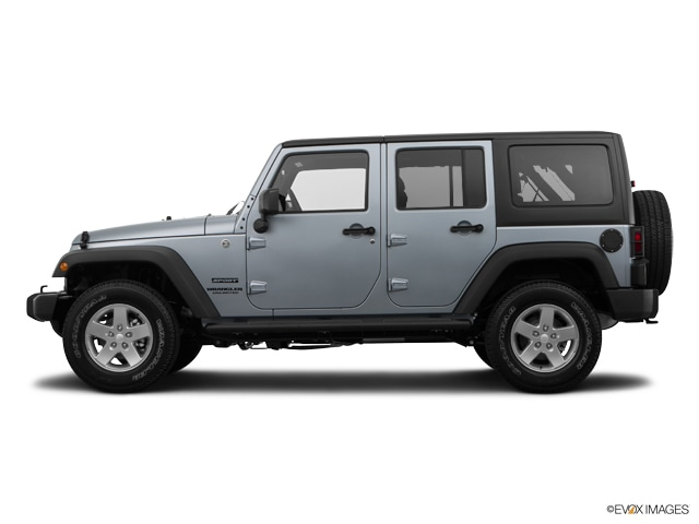 2015 Jeep Wrangler Unlimited 4WD 4dr Sport Sport Utility Vehicle