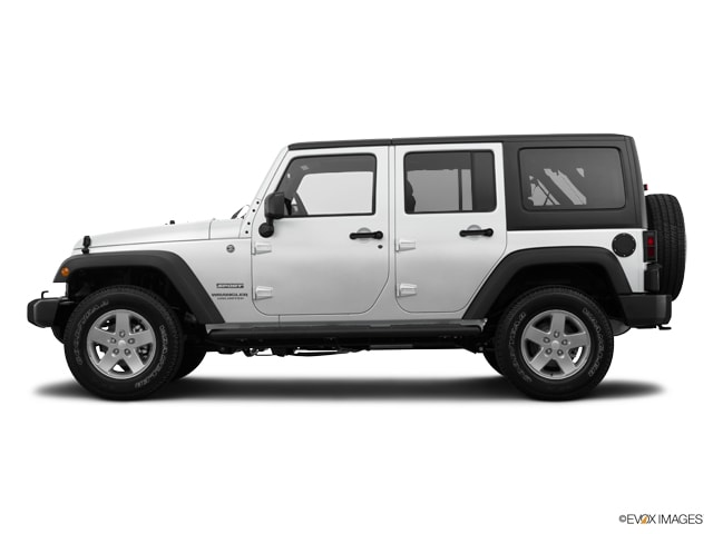 2015 Jeep Wrangler Unlimited SPOR SUV