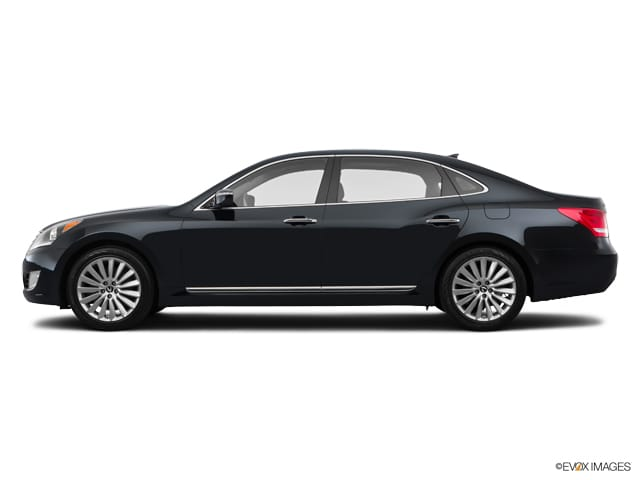 2015 Hyundai Equus Sedan Rear-wheel Drive