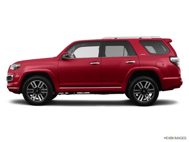 Certified 2015 Toyota 4Runner Limited SUV in Denver