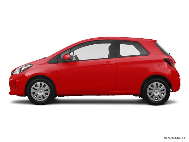 2015 Toyota Yaris Liftback