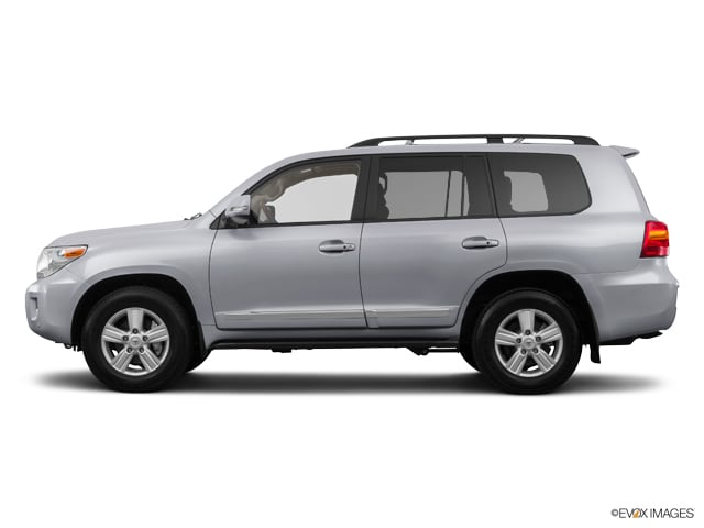 2015 Toyota Land Cruiser SUV