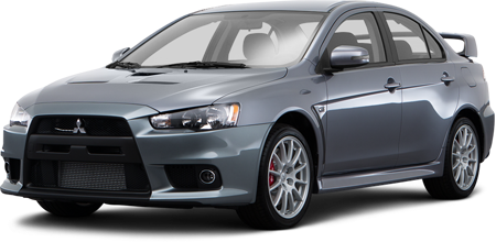 2015 Mitsubishi Lancer Evolution Sedan