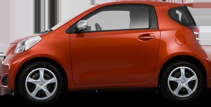 2015 Scion iQ Hatchback CVT-F