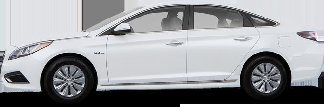 2016 Hyundai Sonata Hybrid Sedan SE