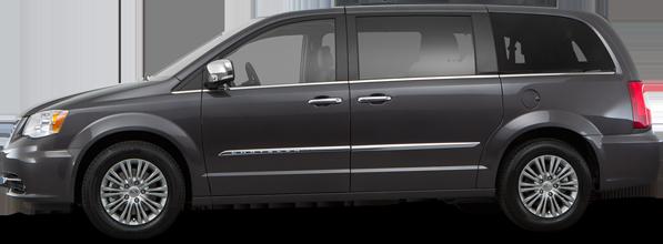 2016 Chrysler Town & Country Van Touring-L