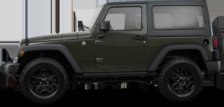 2016 Jeep Wrangler SUV Sport