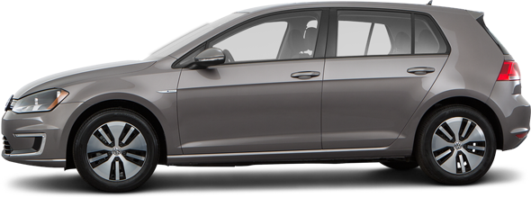 2016 Volkswagen e-Golf Hatchback SE Automatic