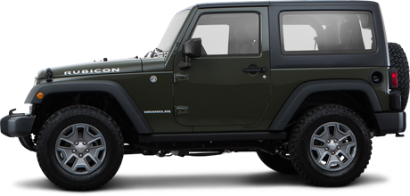 2016 Jeep Wrangler SUV Rubicon